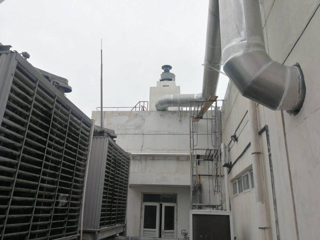 大型油雾净化器