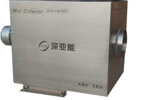 油雾分离器的主要作用