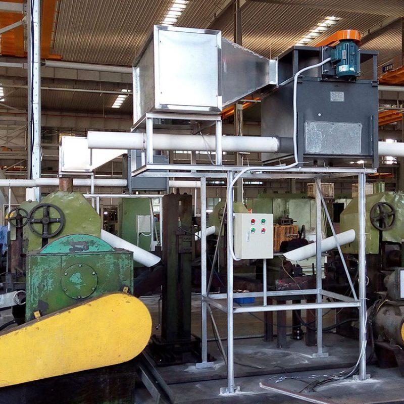 大型油雾收集器SYN-YY-20K