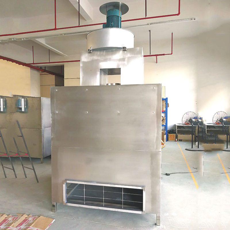 工业漆雾净化回收一体机