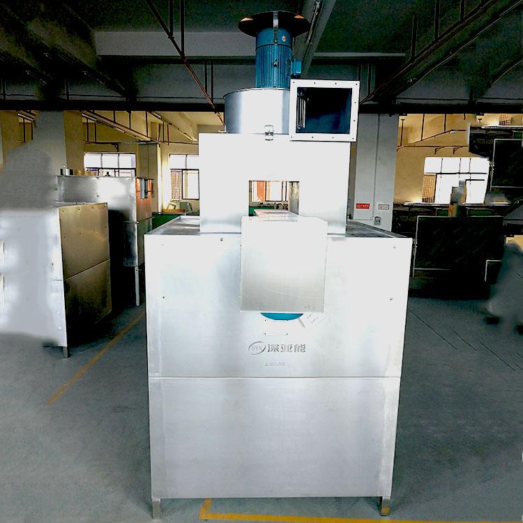 低能耗大风量UV漆雾净化回收机