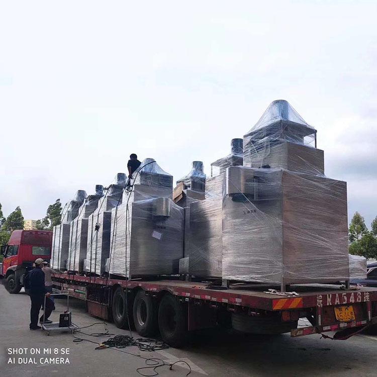 宁波免维护大型油雾净化回收风机