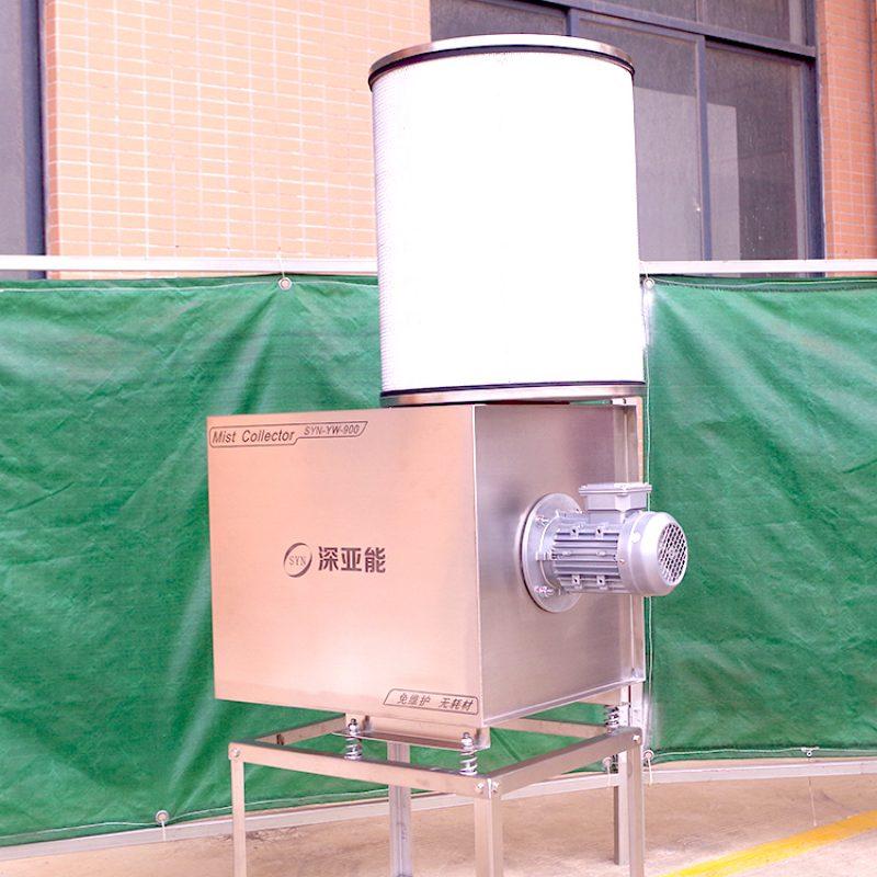 大型漆雾净化回收一体机